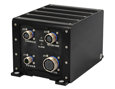 Parvus DuraNET 3000 Ruggedized Cisco Ethernet Switch