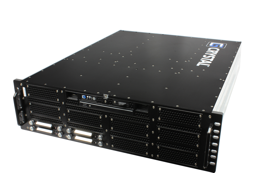 FORCE™ RUGGED SERVERS