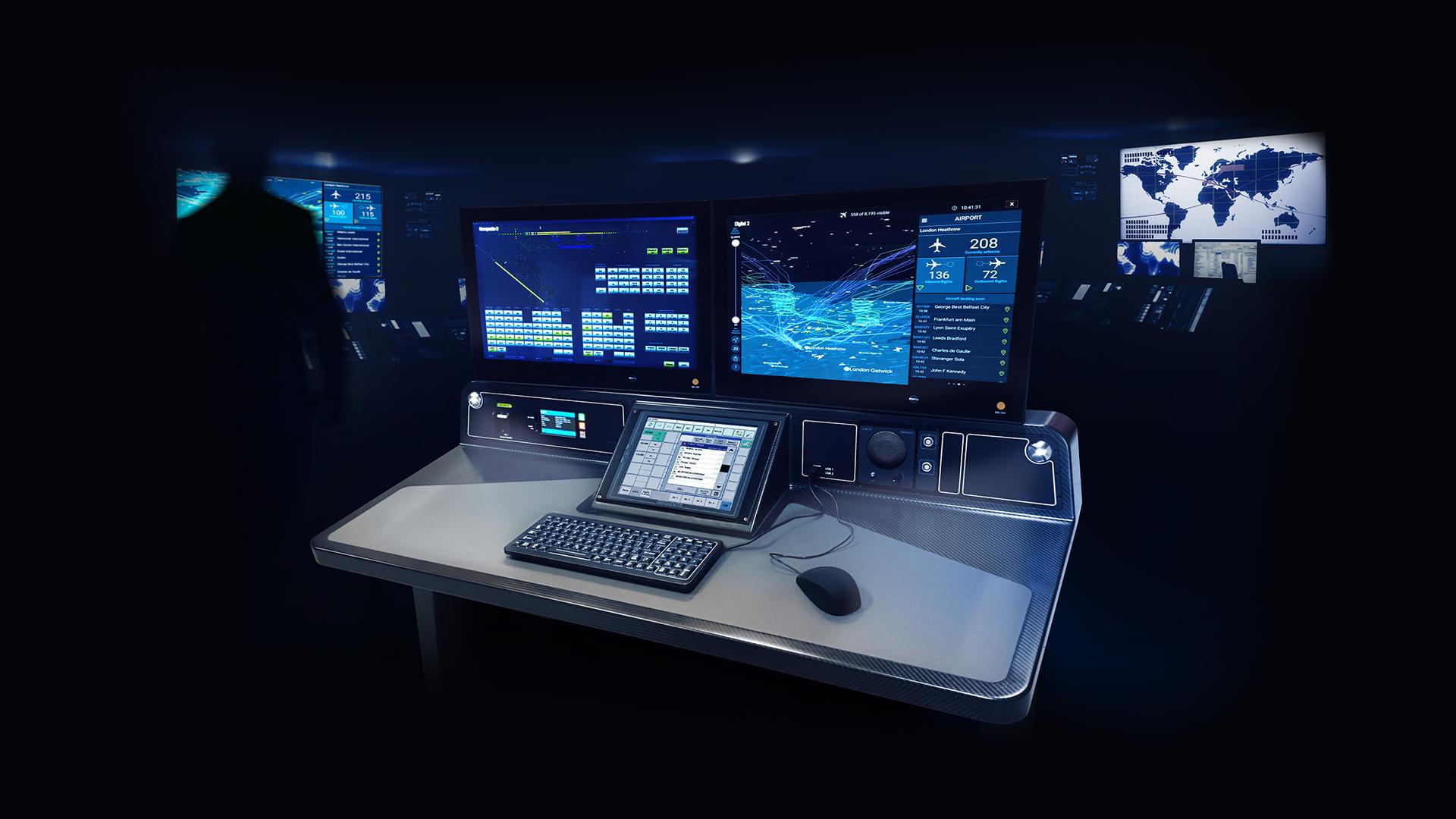 Control Center Console